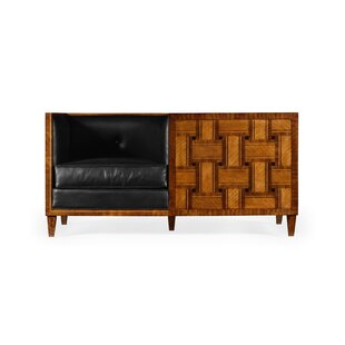 Transitional Loveseat by Jonathan Charles Fine Furniture 2019 Sale