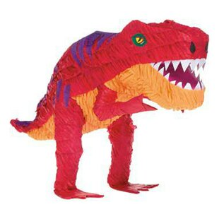 T-Rex Pinata Paper Disposable Party Favor