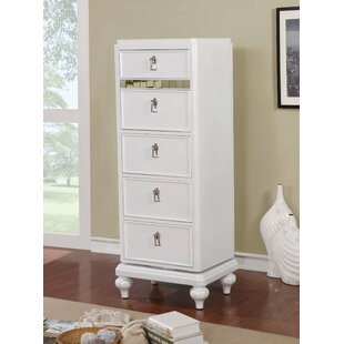 Bo Swivel 5 Drawer Lingerie Chest