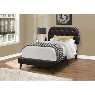 Chittening Upholstered Panel Bed by Charlton Home