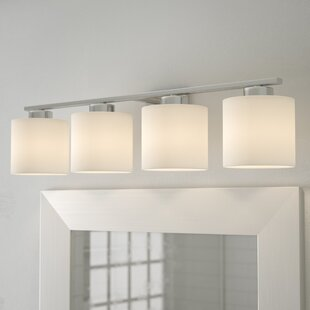 Cedartown 4-Light Vanity Light By Zipcode Design