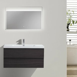 Lina 42 inch  Single Bathroom Vanity Set