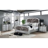 Serafin Standard Configurable Bedroom Set by Everly Quinn