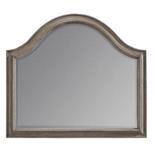 Altizer Arched Dresser Mirror