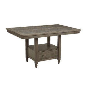 Carley 5 Piece Pub Table Set b..