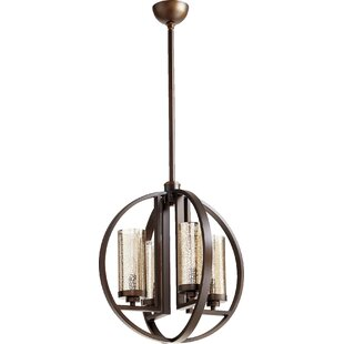 Goodrow 4-Light Chandelier by Ivy Bronx