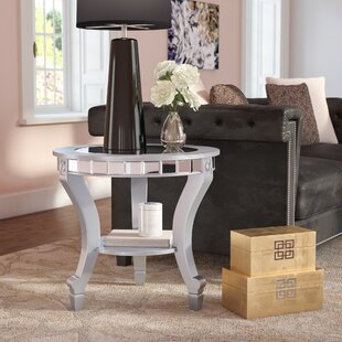 Jocelyn End Table by Willa Arlo Interiors No Copoun