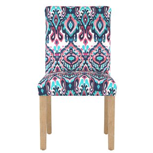 Alley Upholstered Dining Chair by Bungalow Rose