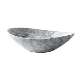 Avanity Stone Oval Vessel Bathroom Sink