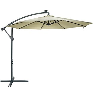 Freeport Park Anna 10.5' Lighted Umbrella