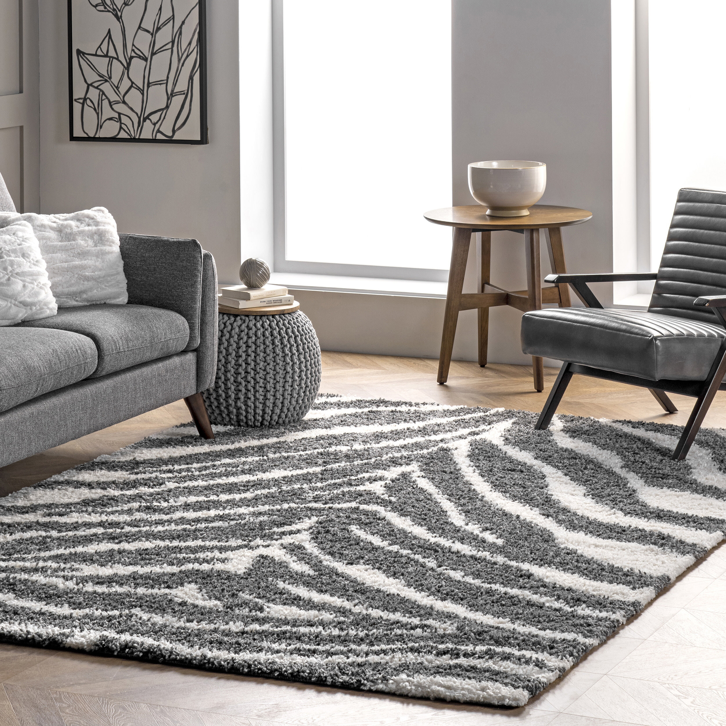 Animal Print Thick Pile Area Rugs You Ll Love In 2021 Wayfair