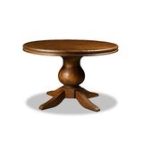 Beacham Solid Wood Dining Table by Alcott Hill®