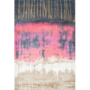 Tabris Pink Area Rug