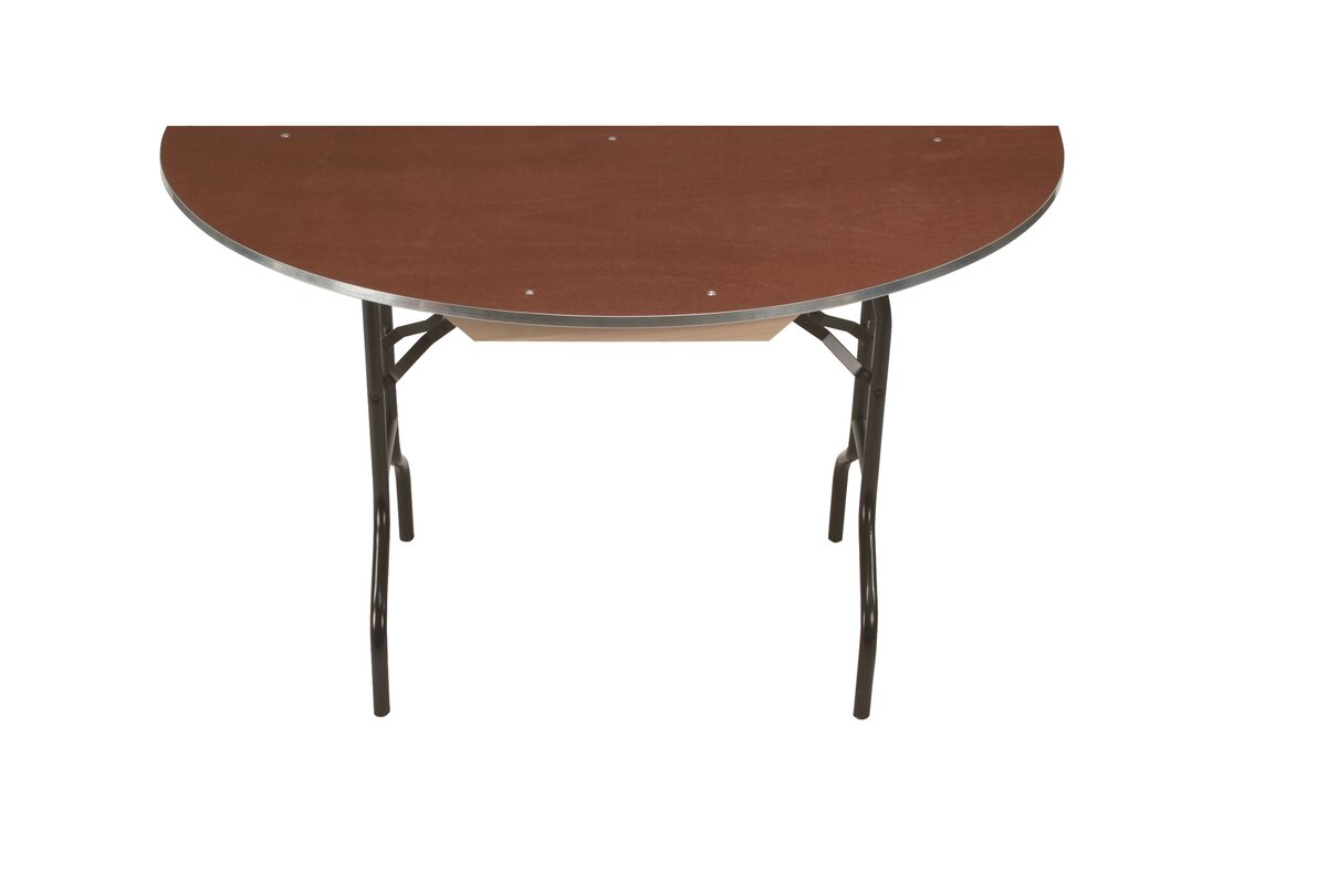 Half Round Conference Table