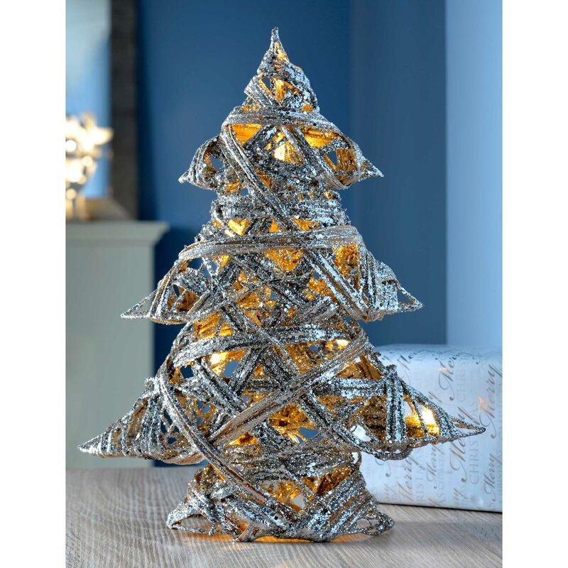 Weihnachtsbaum Rattan.Weihnachtsbaum