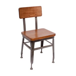 Lincoln Industrial Dining Chair by BFM Se..