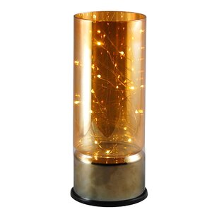 LumaBase Glass Lantern String Lights
