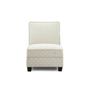 Leonhardt Slipper Chair by Red Barrel Studio