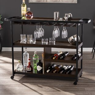 Tonsley Serving Cart By Blue Elephant