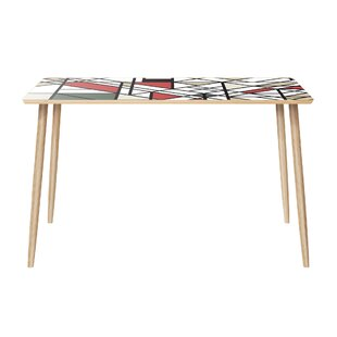 Leana Dining Table by Brayden Studio Best #1t