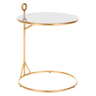 Granjeno End Table by Everly Quinn