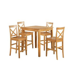 Youngstown 5 Piece Counter Height Dining Set