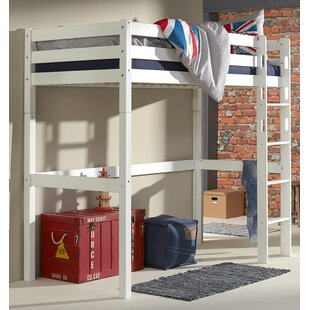Orlando European Single High Sleeper By Harriet Bee