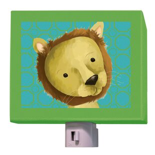 Oopsy Daisy Rauri the Lion Night Light