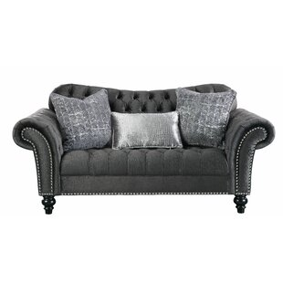 Darby Home Co Gladeview Loveseat