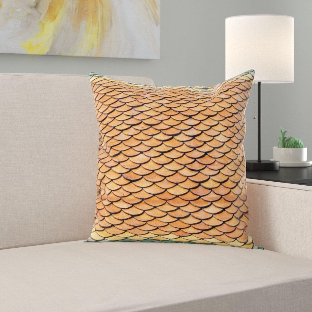 East Urban Home Roof Throw Pillow Wayfair