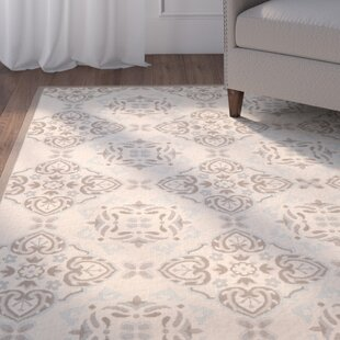 Herefordshire Beige Indoor/Outdoor Area Rug