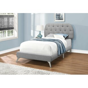 Conerly Upholstered Panel Bed