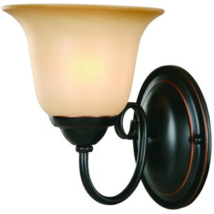 Reviews Essex 1-Light Wall Sconce By Hardware House