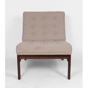 dCOR design Ellen Slipper Chair