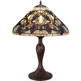 "Jeweled Grape 22"" Table Lamp"