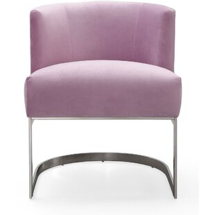 Eloy Velvet Barrel Chair