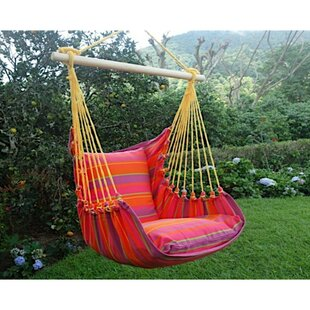 Savion Hanging Chair by Lynton Garden