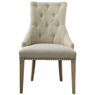 Gracie Oaks Olivet Upholstered Dining Chair