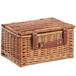 Deluxe Picnic Basket By Beachcrest Home