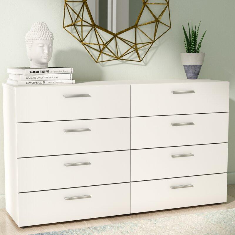 Melwood 8 Drawer Dresser