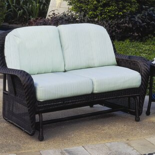 Outdoor Sofa Glider | Wayfair