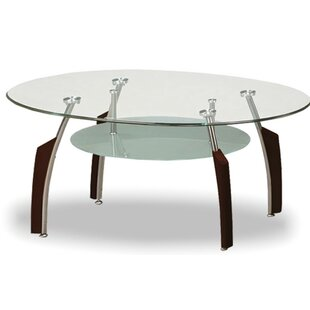 Canada Tempered Glass Coffee Table