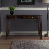 Toledo Console Table by Charlton Home®