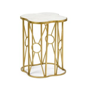 Quadrafoil End Table by WildWood