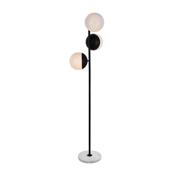 Modern Mid Century Floor Lamps Allmodern