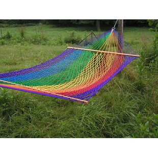 Terrill Rainbow Rope Tree Hammock