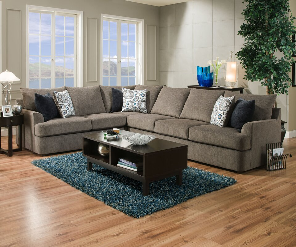 Seminole Simmons Sectional : simmons sectional sofas - Sectionals, Sofas & Couches