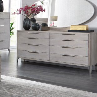 Anadarko 8 Drawer Double Dresser