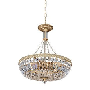 Allegri by Kalco Lighting Aulio 8-Light Bowl Pendant