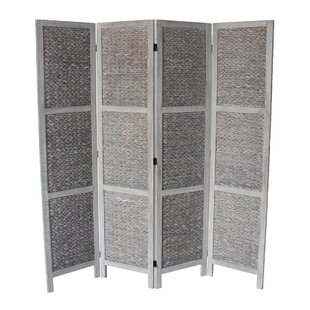 Chelmsford 0 X 67 4 Panel Room Divider By Rosecliff Heights Buy Sale
